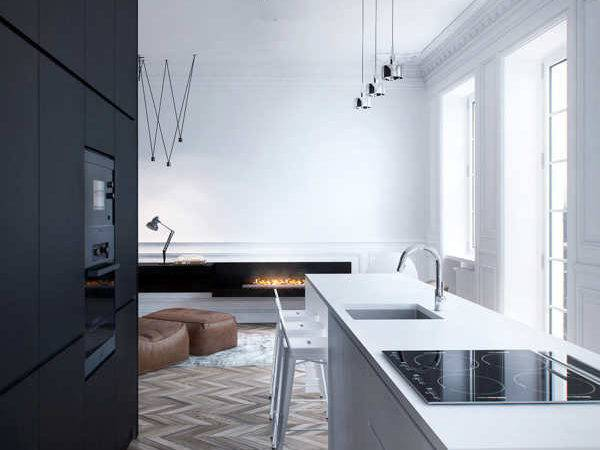Difference Between Modern Contemporary Design