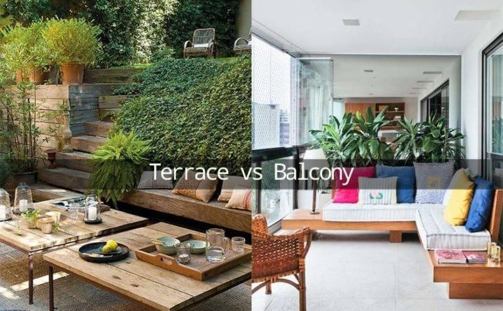 Difference Between Terrace Balcony Designrulz