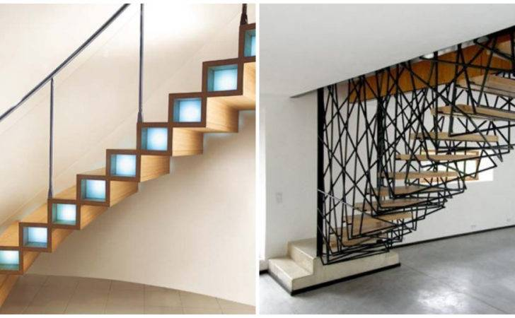 Differences Between Modern Contemporary Stairs Staircase