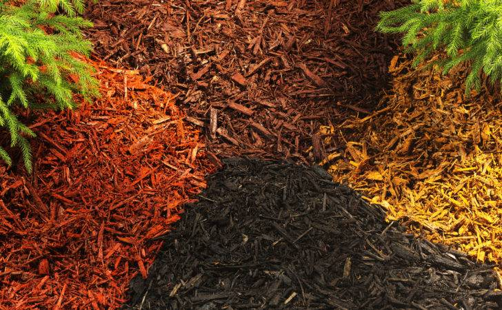 Different Mulch Projects
