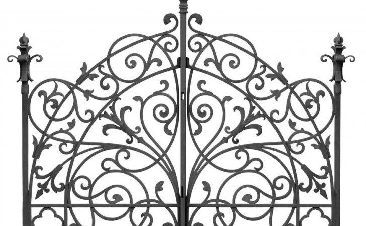 Different Styles Wrought Iron Design