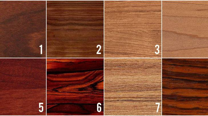 Different Wood Flooring Types Also