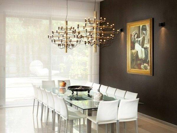 Dining Room Accent Wall Dark Choosing Ideal Color