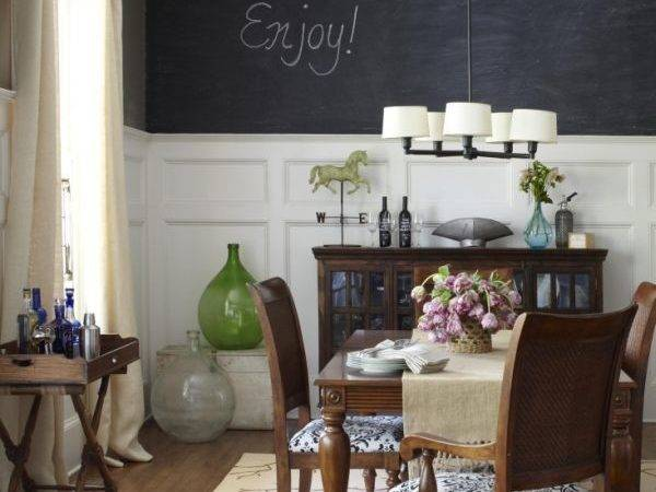 Dining Room Wall Panels Quotes