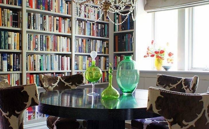 Dining Rooms Library Combinations Ideas Inspirations