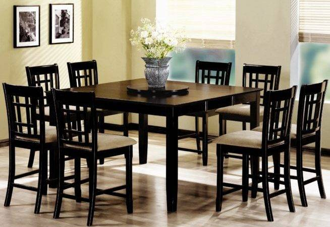 Dining Table Height Stools Standard