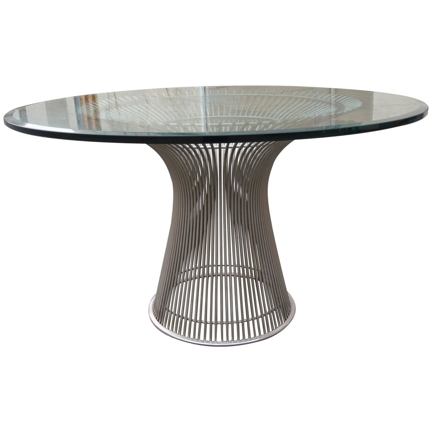 Dining Table Warren Platner Stdibs