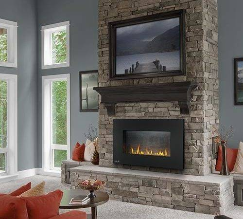 Direct Vent Gas Fireplace Installed Oakville