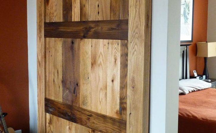 Disabella Design Custom Sliding Barn Door