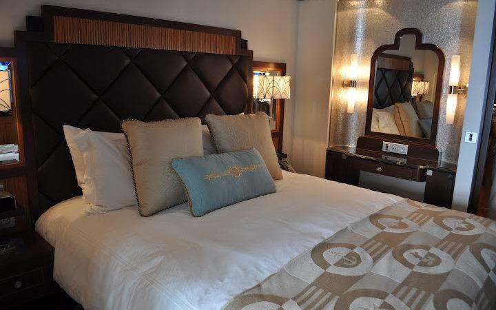 Disney Fantasy Suite Bedroom
