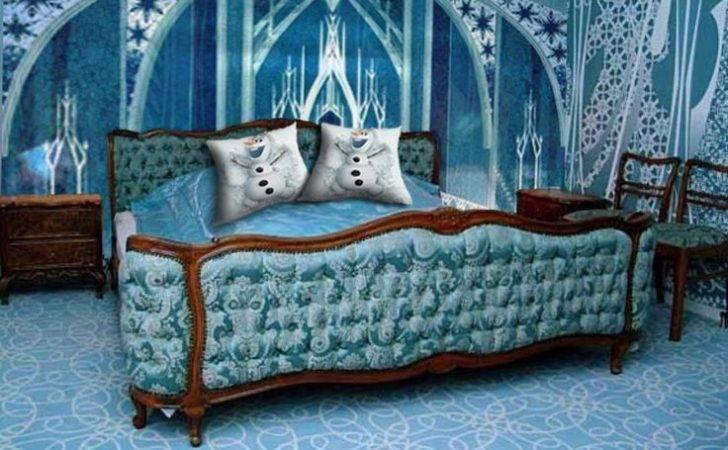 Disney Frozen Queen Elsa Inspired Room Princess