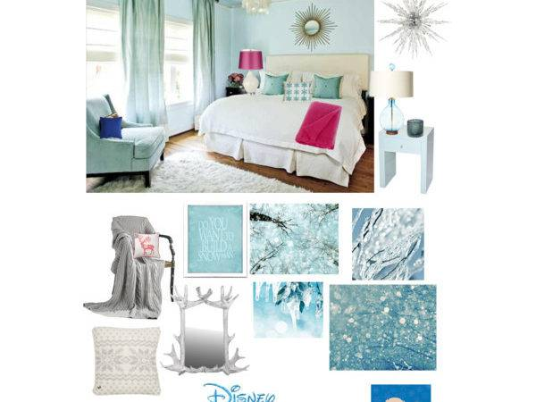 Disneyhome Frozen Inspired Bedroom Polyvore