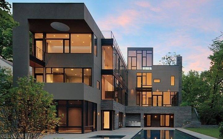 Distinguishing Features Modern Contemporary Home