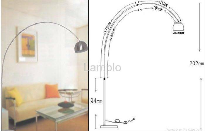 Diy Arc Floor Lamp Light