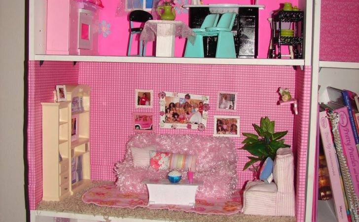 Diy Barbie Doll House Car Tuning