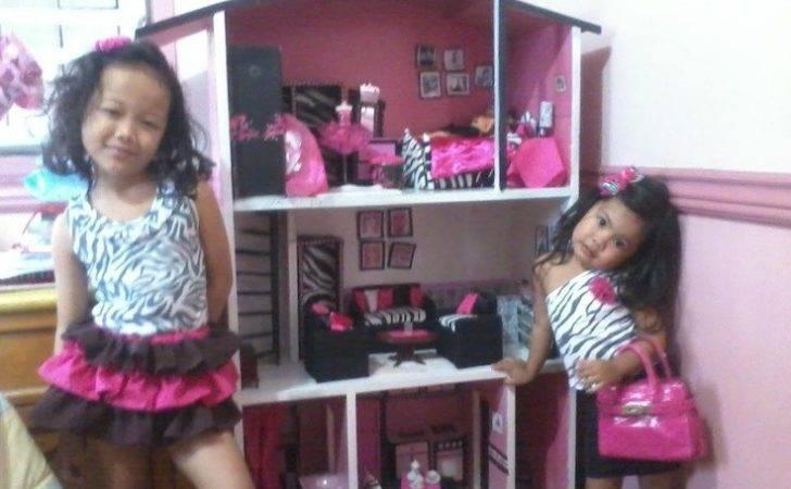 Diy Barbie Doll House Houses Stuff Dollhouse
