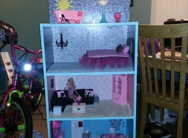 Diy Barbie Doll House Related Keywords Suggestions