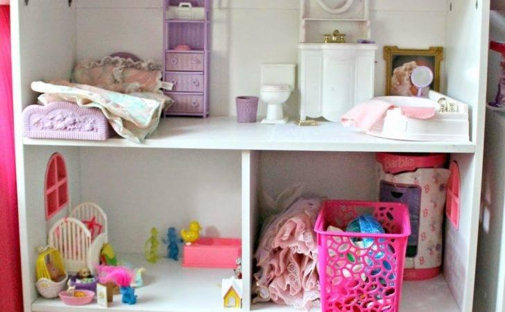 Diy Barbie House Ashley Nicole Designs