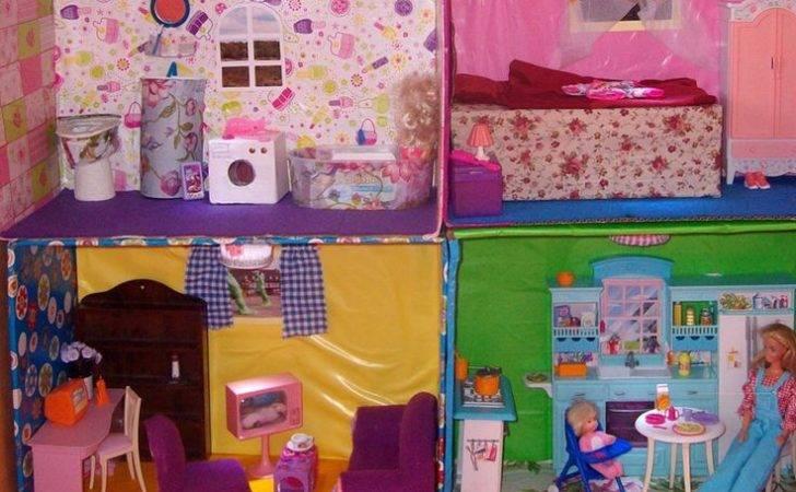Diy Barbie House Books Worth Reading Pinterest