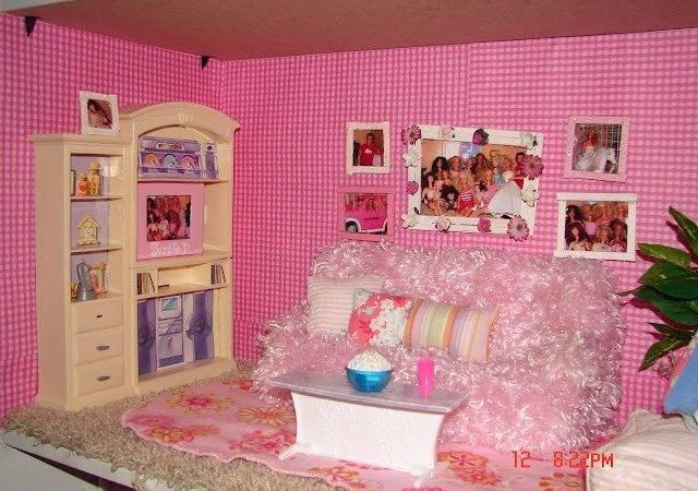 Diy Barbie House Cool Stuff Your Barbies Pinterest