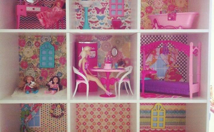Diy Barbie House Doll Ideas Lily Pinterest