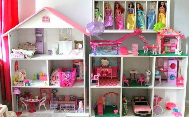 Diy Barbie House Dollhouses Dreamhous
