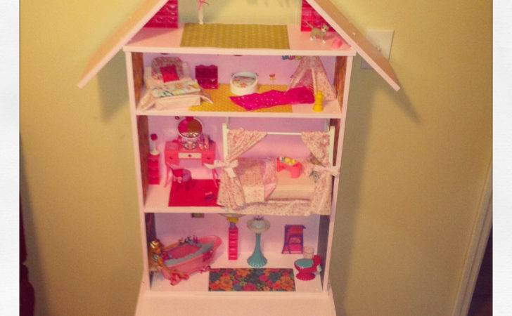 Diy Barbie House Kids Pinterest