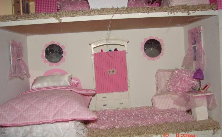 Diy Barbie House Shelf