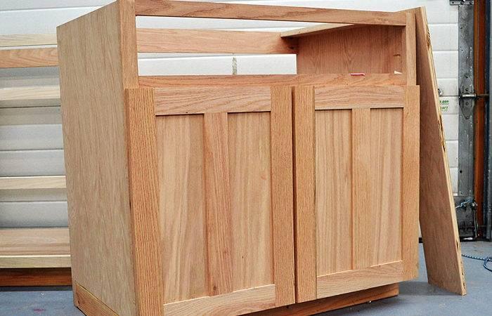Diy Build Kitchen Cabinet Doors