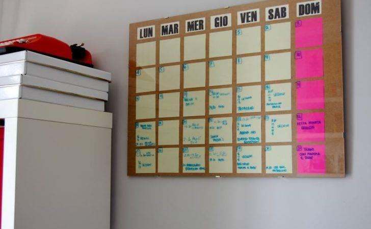 Diy Calendar Celestefrittata