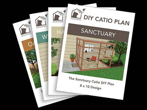 Diy Catio Plans Spaces