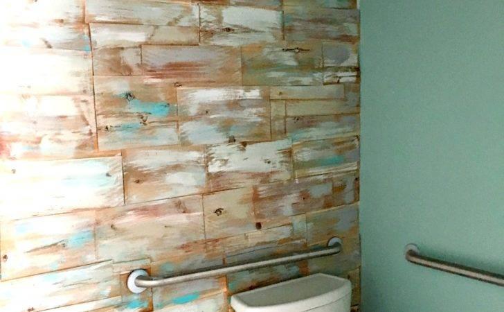 Diy Cedar Wall Wood Plank Accent Cheryl Phan