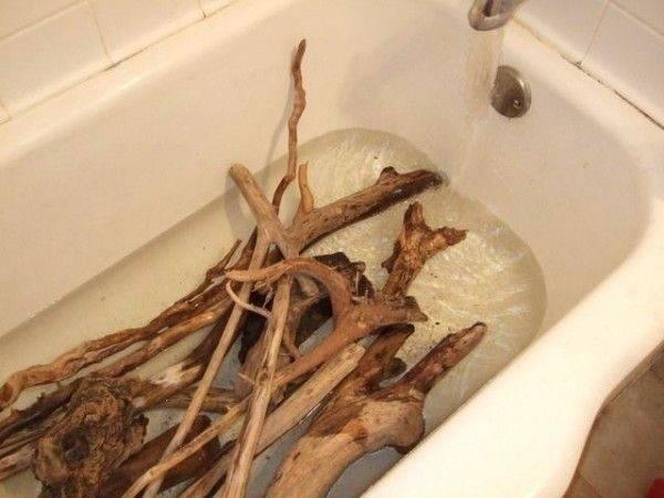 Diy Clean Driftwood Crafts Pinterest