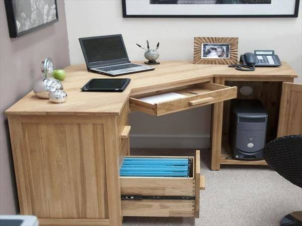 Diy Computer Desk Design Ideas Newnist