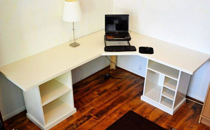 Diy Computer Desk Really Enhance Your Working Space Aida