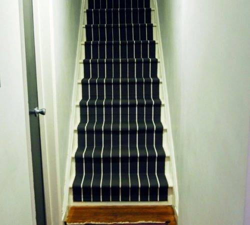 Diy Creative Fun Stair Runners Any Home Shelterness
