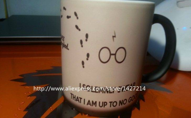 Diy Design Harry Potter Quote Morphing Cool Coffee Mugs Travel