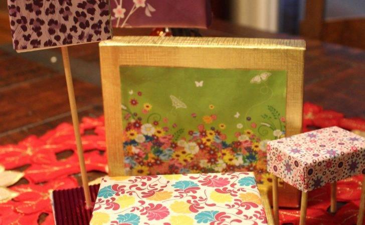 Diy Doll House Furniture Kathleen Heady Homecreationseveryday