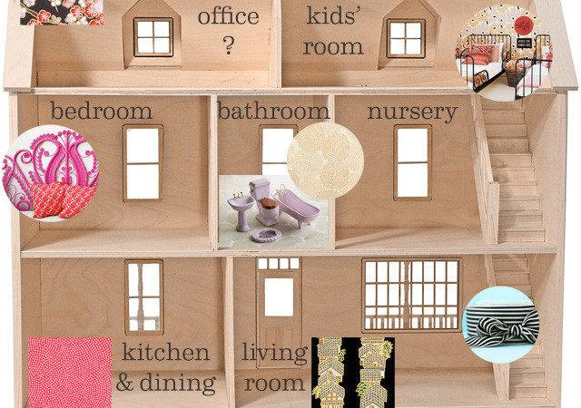 Diy Doll House Plans