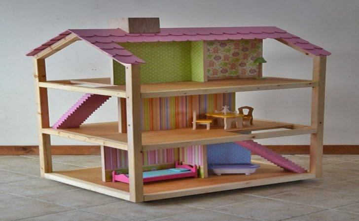 Diy Dollhouse Plans Furniture Home