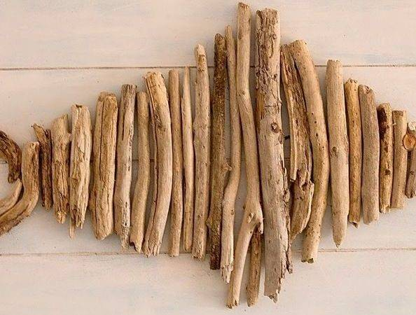 Diy Driftwood Home Decor Woodworking Projects