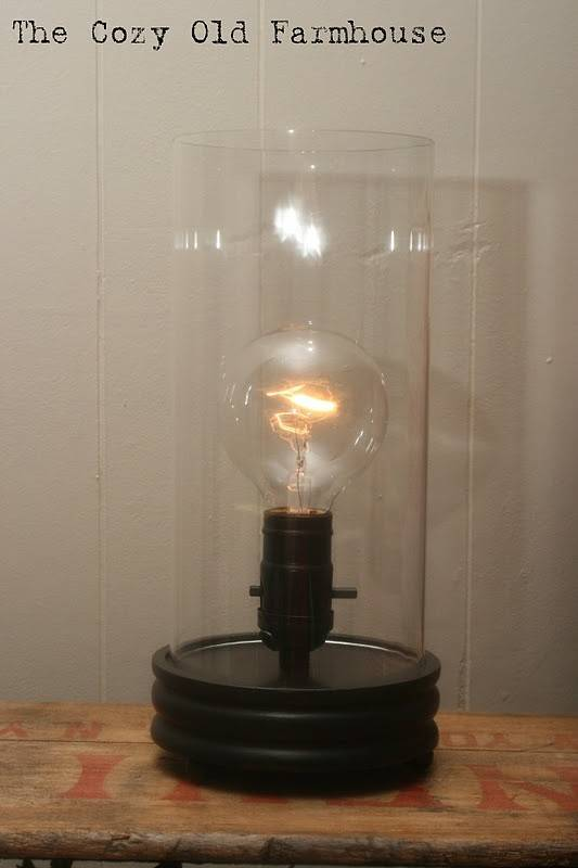 Diy Edison Lamp Projects Pinterest
