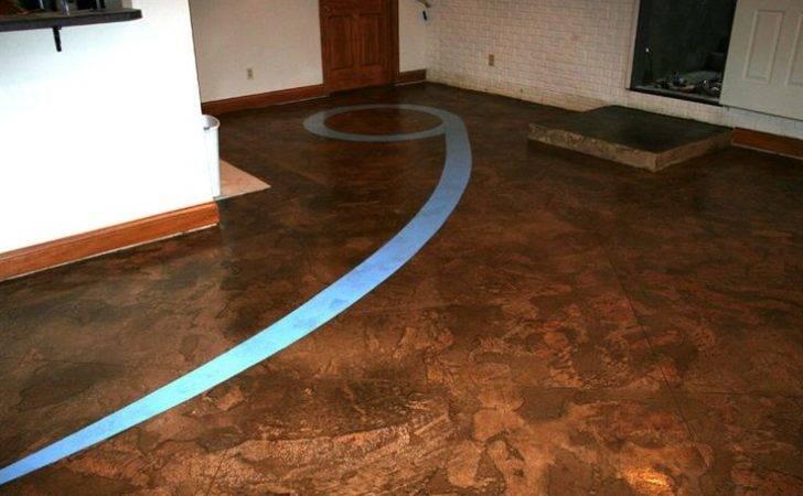 Diy Epoxy Floor Coatings Industrial Forward Interior