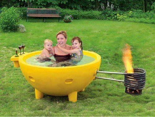 Diy Fiberglass Hot Tub Imgarcade Arcade