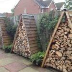Diy Firewood Rack Gorgeous Something