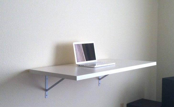 Diy Floating Corner Desk Great