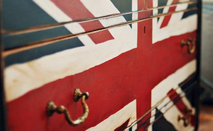 Diy Friday Die Union Jack Dresser