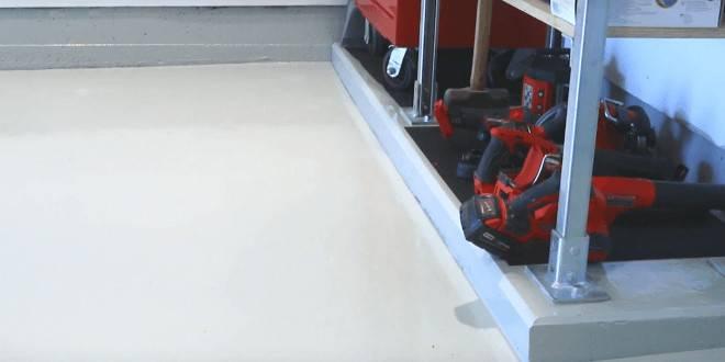 Diy Garage Floor Epoxy Garagespot