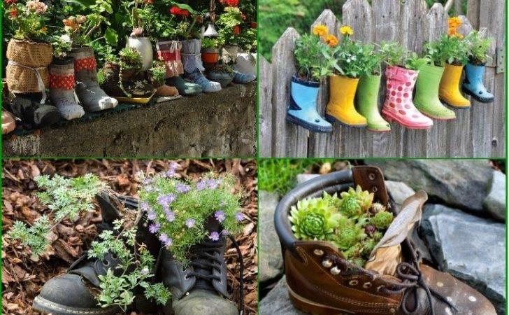 Diy Garden Ideas Idees Solutions
