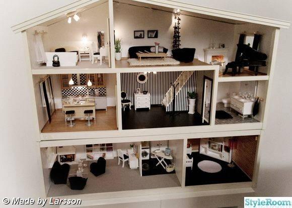 Diy Home Pinterest Barbie House Furniture Kitchen